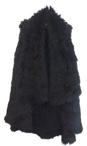 Alice + Olivia Rabbit Fur Fur Vest