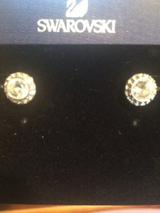 Swarovski Swarovski Angelic Pierced Earrings