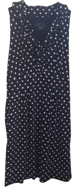 Preload https://item2.tradesy.com/images/just-taylor-black-polka-dot-sheath-above-knee-cocktail-dress-size-4-s-1262181-0-0.jpg?width=400&height=650