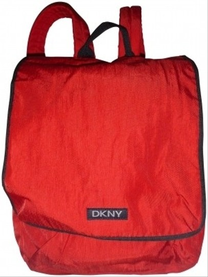 Preload https://item5.tradesy.com/images/dkny-backpack-red-126219-0-0.jpg?width=440&height=440