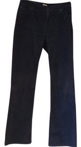 J. Jill Boot Cut Pants Blue