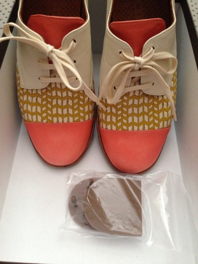 Chie Mihara Multi Coral Boots