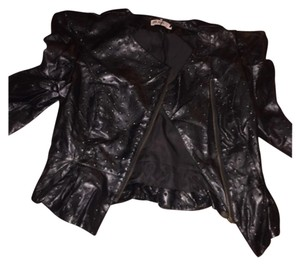 Purchased @ a Boutique in SOHO Leather Jacket