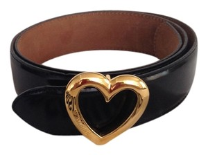 Moshino Moshino Heart belt