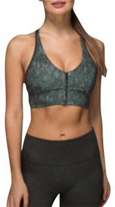 Lululemon New With Tags Lululemon Cool To Street Bra Akly Gator Green Size 6