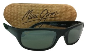 Maui Jim New Maui Jim POLARIZED Sunglasses MJ 103-02 STINGRAY Black Frame w/ Neutral Grey Lenses