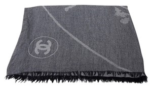 Chanel Brand New Chanel Cahsmere Shawl/Scarf