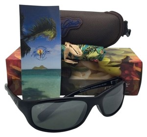 Maui Jim Polarized Maui Jim Sunglasses MJ 279-02 KIPAHULU Black Frame w/Neutral Grey Lenses