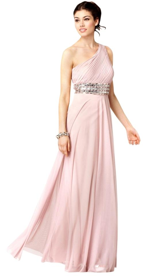 JS Collections Rose Beaded Empire Waist Long Formal Dress Size 6 (S ...