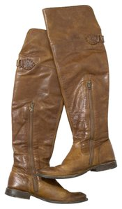 Frye Otk Over The Knee Shirley brown Boots