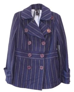 Marc by Marc Jacobs New 8 Pea Coat