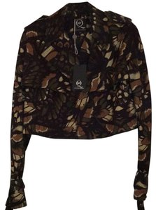 MCQ by Alexander McQueen Black camouflage Jacket