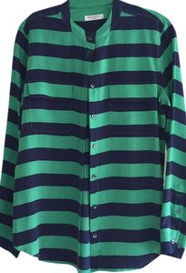 Equipment Top Green and navy