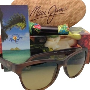 Maui Jim Polarized MAUI JIM Sunglasses AILANA MJ 273-01M Chocolate Frame w/ HCL Bronze gradient Lenses