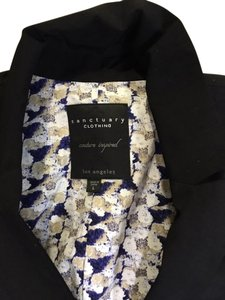 Sanctuary Clothing Black/Floral Jacket