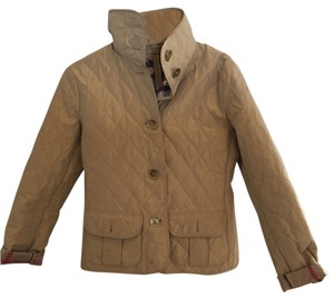 Burberry London Gold Jacket