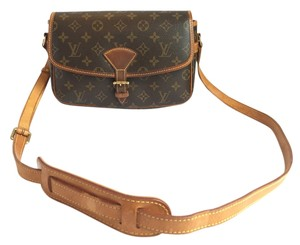 Louis Vuitton Sologne Monogram Sologne Cross Body Bag