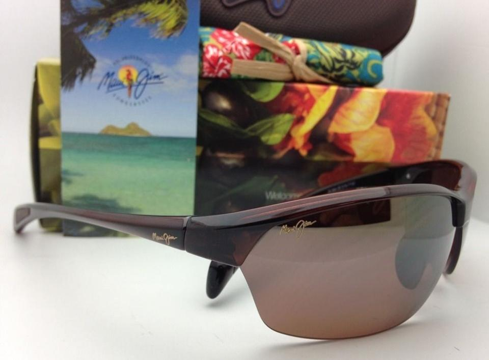 e06d2ec6d9 Maui Jim Polarized MAUI JIM Sunglasses HOT SANDS MJ 426-26 71-16 Rootbeer.  123456789101112