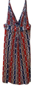 T-Bags Los Angeles short dress multi-colors on Tradesy