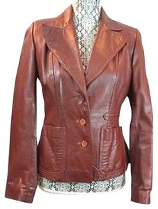 FOXMOOR Leather Jacket