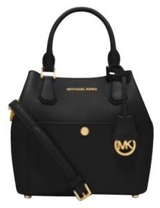 MICHAEL Michael Kors Leather Hobo Bag