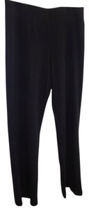 Susan Graver Sz 2x Trouser Pants BLACK