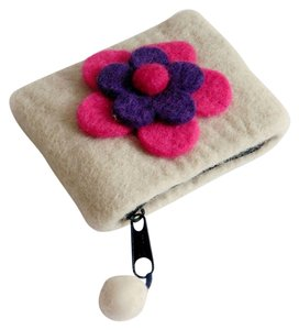 Other New Felt Coin Purse Nepal