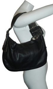 Be&D Satchel in Black