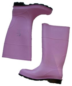 Onguard Steel Toe Work Pink Boots