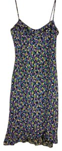 Byer Too short dress Multi-Color Bright Richly Colored on Tradesy