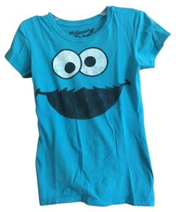 Mighty Fine T Shirt Blue