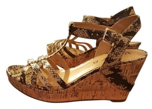 Unisa natural Wedges