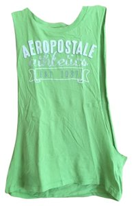 Aéropostale Top Green