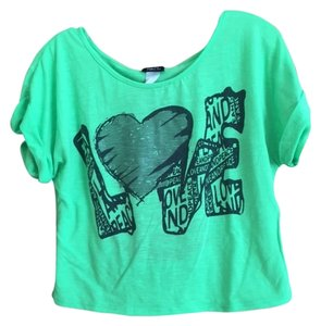 Rue 21 Top Green