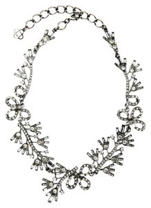 Other Floral Crystal Necklace