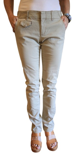 Item - Tan Daughters Of The Liberation Cargo Pants Size 6 (S, 28)