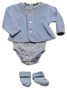 Burberry newborn outfit Button Down Shirt