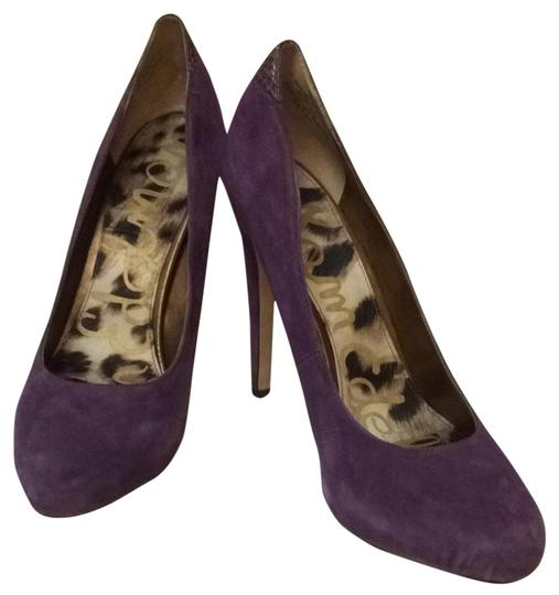 Sam Edelman Purple Pumps