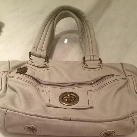 Marc Jacobs White Shoulder Bag