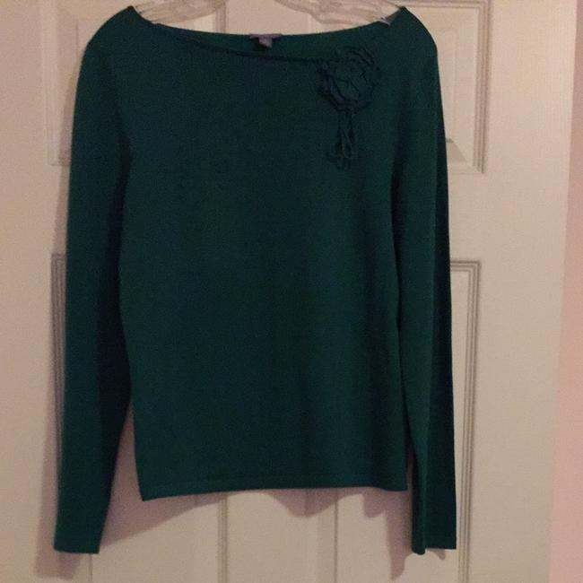 Ann Taylor Top green