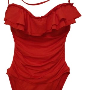La Blanca Red Swimsuit