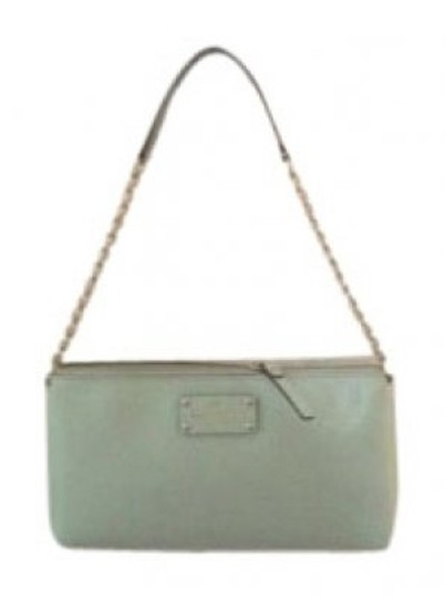 Preload https://item4.tradesy.com/images/kate-spade-trendy-chain-turquoise-leather-satchel-126423-0-0.jpg?width=440&height=440
