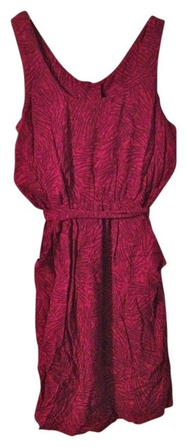 Preload https://item2.tradesy.com/images/mossimo-supply-co-magenta-above-knee-cocktail-dress-size-2-xs-1264241-0-0.jpg?width=400&height=650