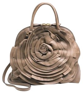 Valentino Handbag One Off Petale Handbag Tote in Clay