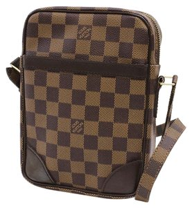 Louis Vuitton Danube Nile Amazon Damier Signature Classic Rare Cross Body Bag
