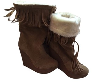 Jessica Simpson Natural Boots