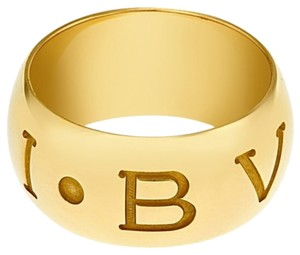 BVLGARI BVLGARI YELLOW GOLD RING AN854529 US 6