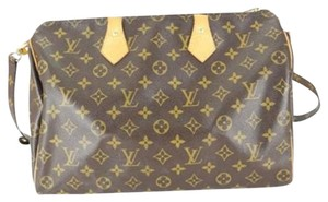 Louis Vuitton Keepall Bandoliere Bandolier Satchel in Monogram