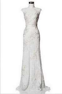 Kari Chang Eternal Lace Cap Sleeve Wedding Dress Wedding Dress