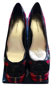 AK Anne Klein Black And Red Formal